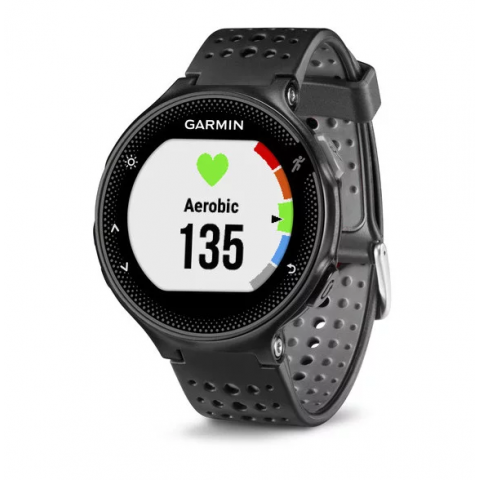 Forerunner 235 Black and Gray Silicone