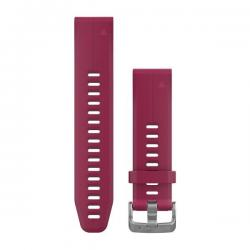 QuickFit 20mm Band Cerise Silicone