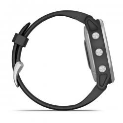 Fenix 6S Black Silver with Black Band