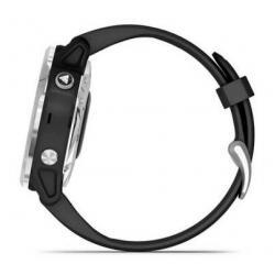 Fenix 6S Solar Silver with black band