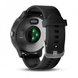 Vivoactive 3 Black with Stainless Hardware