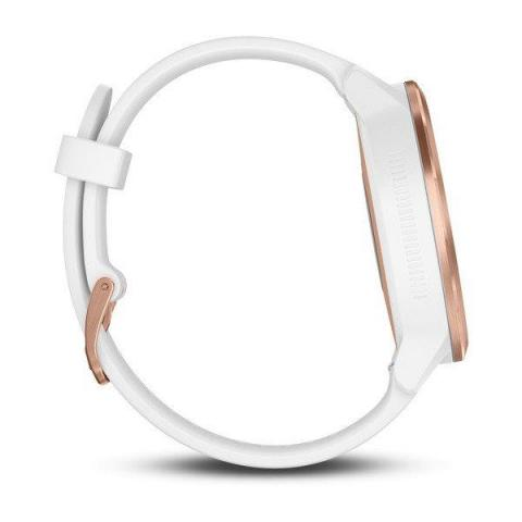 Vivoactive 3 White with Rose Gold Hardware
