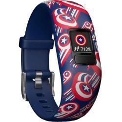 Vivofit jr. 2 Kid's 6+ Captain America Interactive Activity Tracker